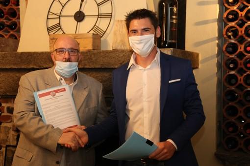 Pallavolo: e' nata la partnership tra il Gabbiano Andora e La Granda Volley
