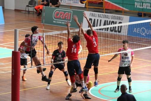 Volley: mattinata chiave ad Alassio e Albenga per le finali Under 15 maschili