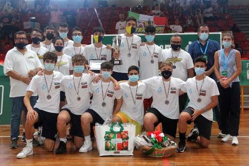 La Liguria incorona i Diavoli Rosa Brugherio. Ai lombardi lo scudetto Under 15 maschile di volley