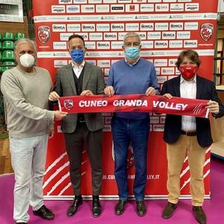 Calcio, Olimpia Carcarese. Dino Vercelli entra anche nel volley, sarà vicepresidente della Cuneo Granda Volley
