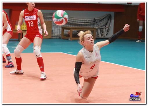 Volley, Serie C femminile: Carcare non lascia scampo ad Albenga, la fotogallery di Bruno Oliveri
