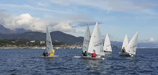 Vela, Genoa Winter Contest: anche Filippo Rogantin del Varazze CN sul podio