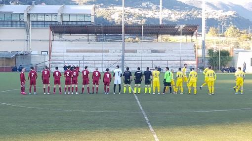Calcio, Promozione. Ventimiglia-Ceriale 1-3: tutte le emozioni del 'Morel' (VIDEO)