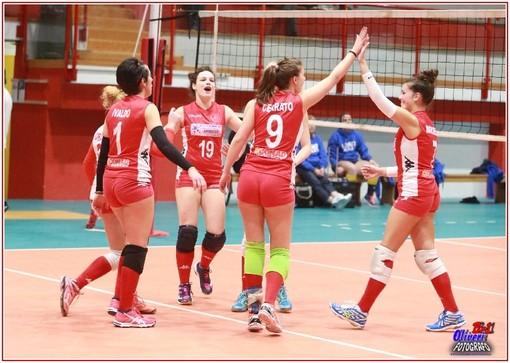 Volley, Serie C femminile: un'ottima Loano non riesce a fermare Carcare (FOTOGALLERY)