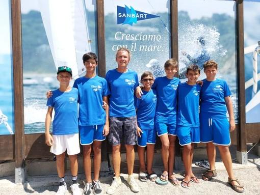 Vela. Il CN San Bartolomeo risponte presente al campionato italiano Team Race