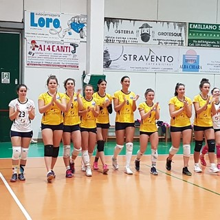 "Foto tratta dalla pagina Facebook ""Volley Finale"""