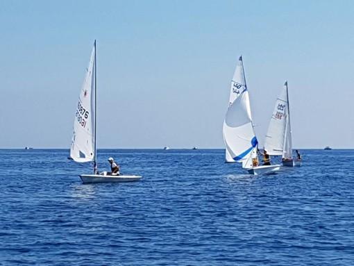 Vela: anche i club savonesi hanno partecipato al Memorial Ghigliazza di San Bartolomeo al Mare
