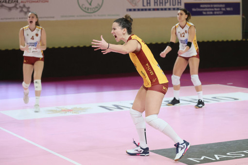 "Volley, A1: ""Charlie"" Spirito entra nella famiglia Bosca San Bernardo Cuneo"