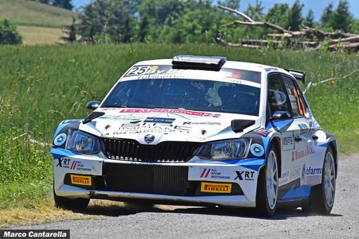 Motori: l'XRT Scuderia di Sanremo sarà al via del 34° RallyLana a Biella